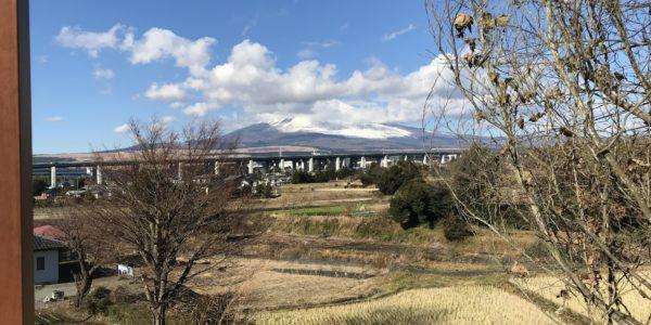 富士見台から見る富士山2