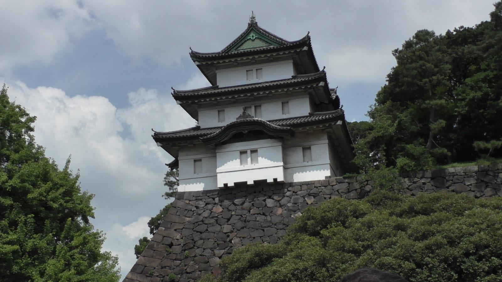皇居-江戸城