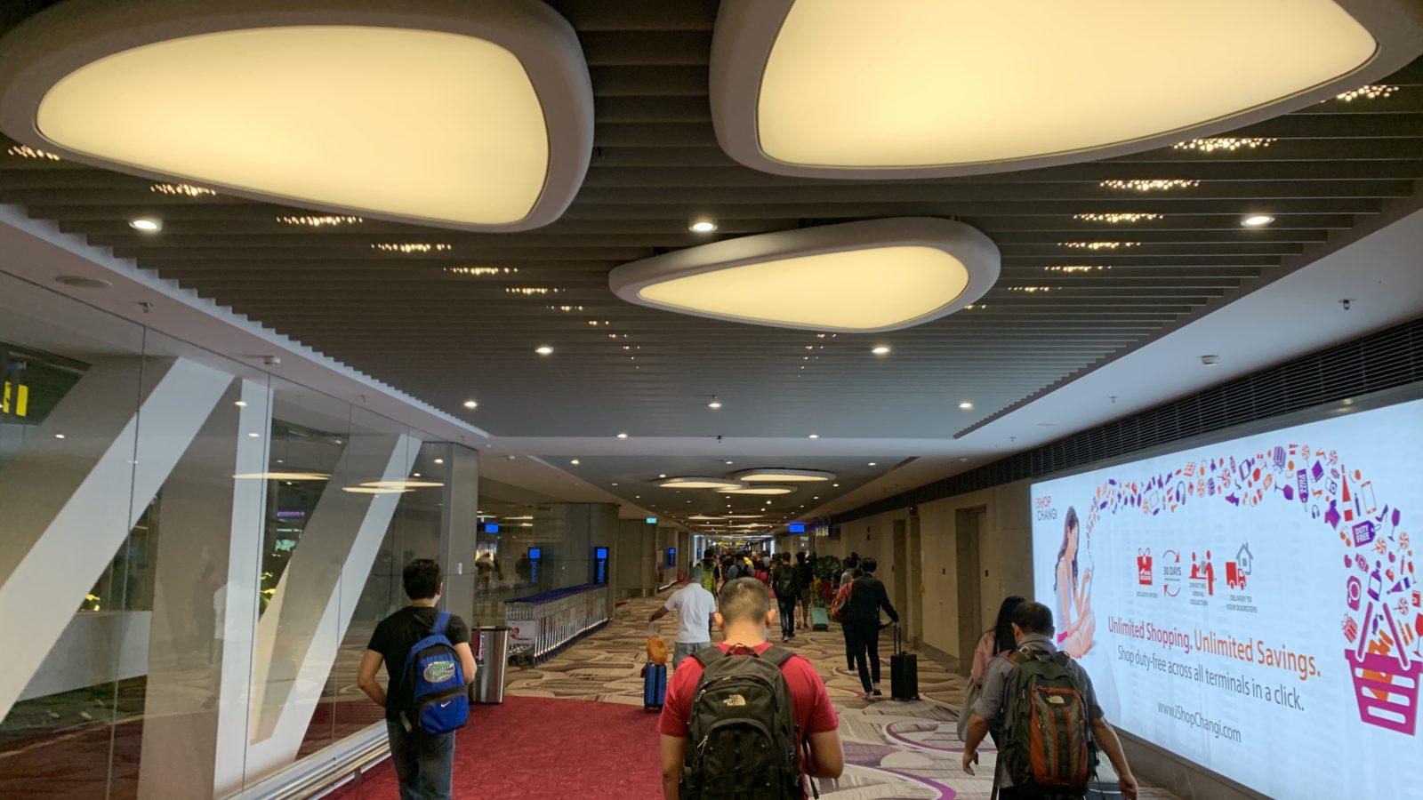 シンガポール-チャンギ国際空港
