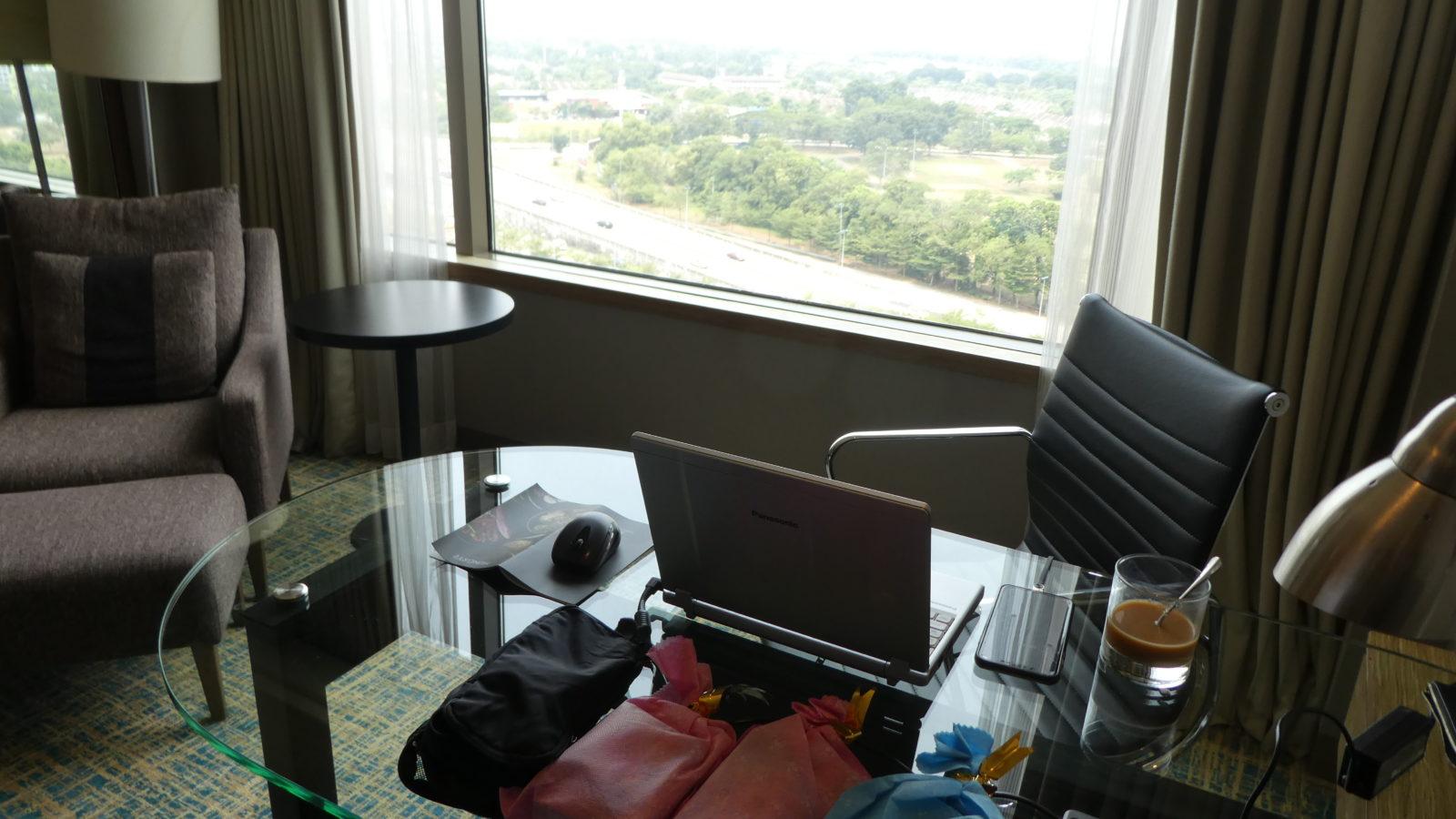 Renaissance Johor Bahru  Hotel (ルネッサンスジョホールバルホテル)