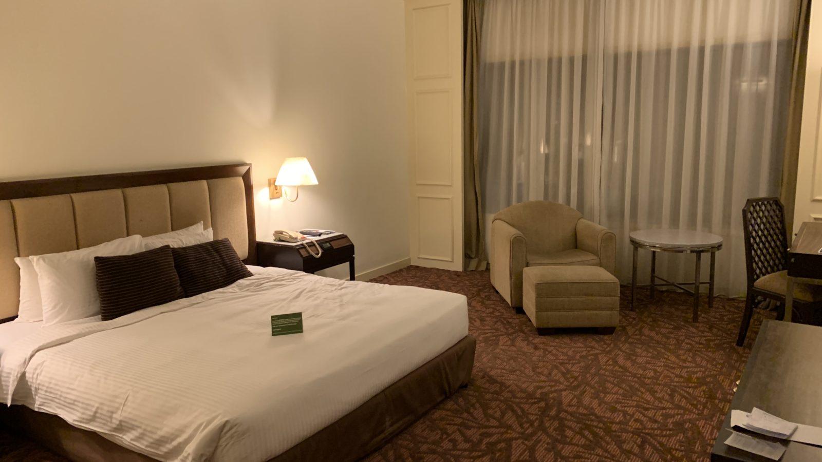 イスタナホテルクアラルンプール-お部屋