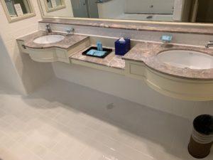 イスタナホテルクアラルンプール-洗面所