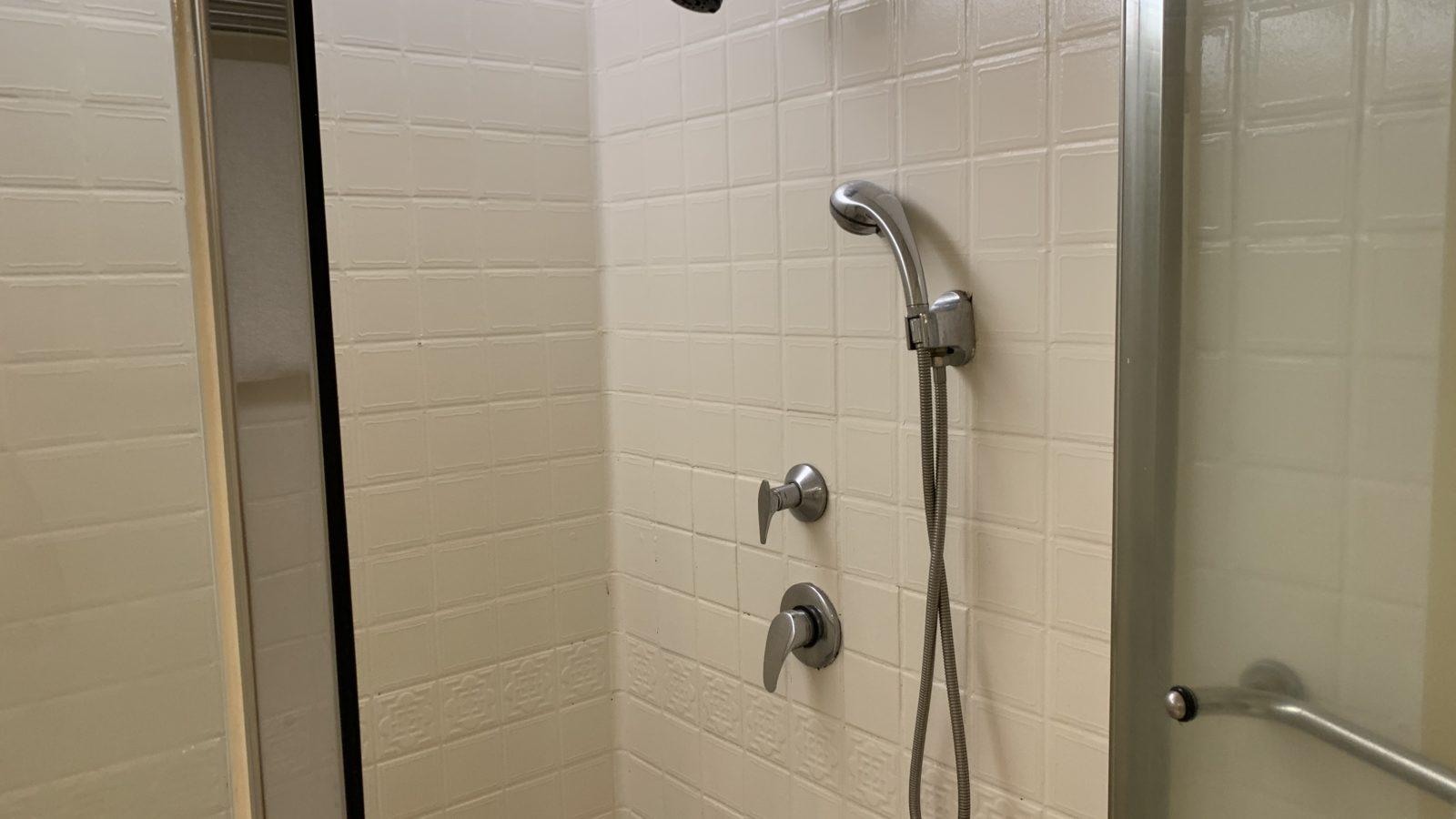 イスタナホテルクアラルンプール-シャワー