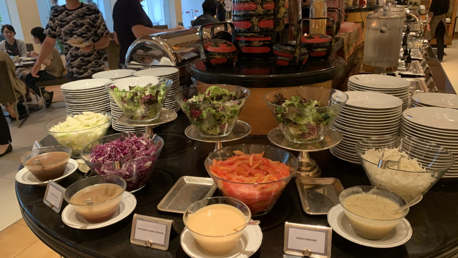 イスタナホテルクアラルンプール-野菜